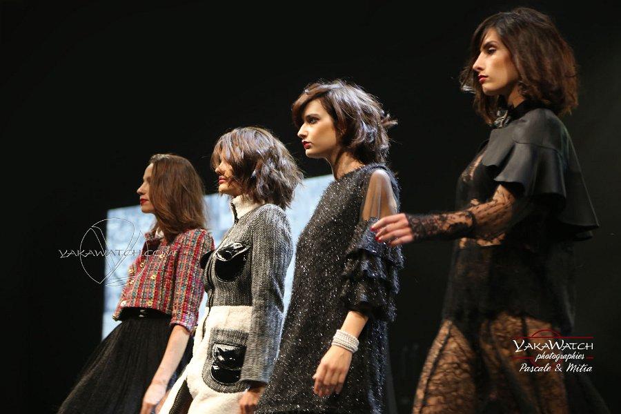 Show L'Oréal au MCB Paris 2018