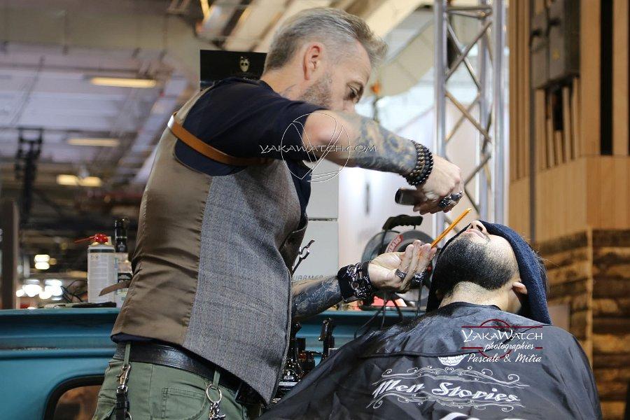 MCB 2018 - Le coin des barbiers