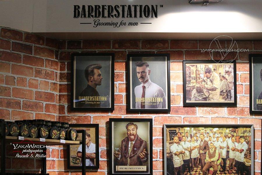 Les mauvais garçons de Rotterdam - O'Barbershop