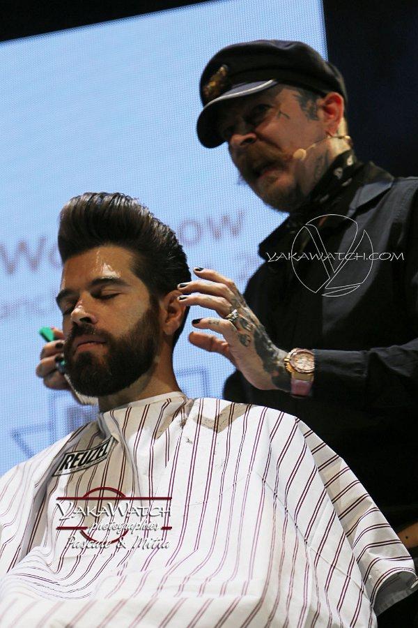 O'barbershop, les mauvais garçons barbiers de Rotterdam