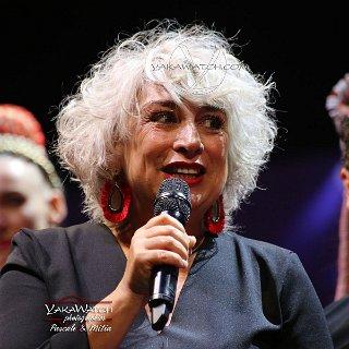 Sandrine Ruiz au MCB Paris 2018