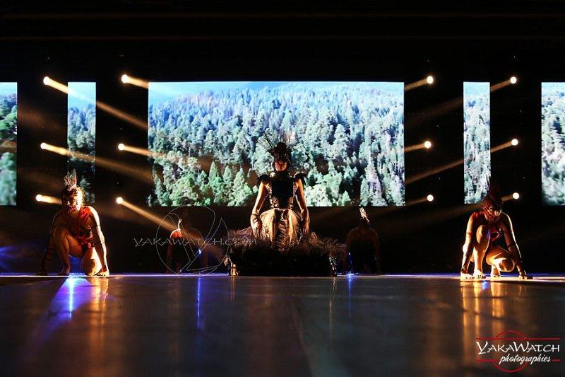 Le show de Raphaël Perrier sur le thème du Développement Durable