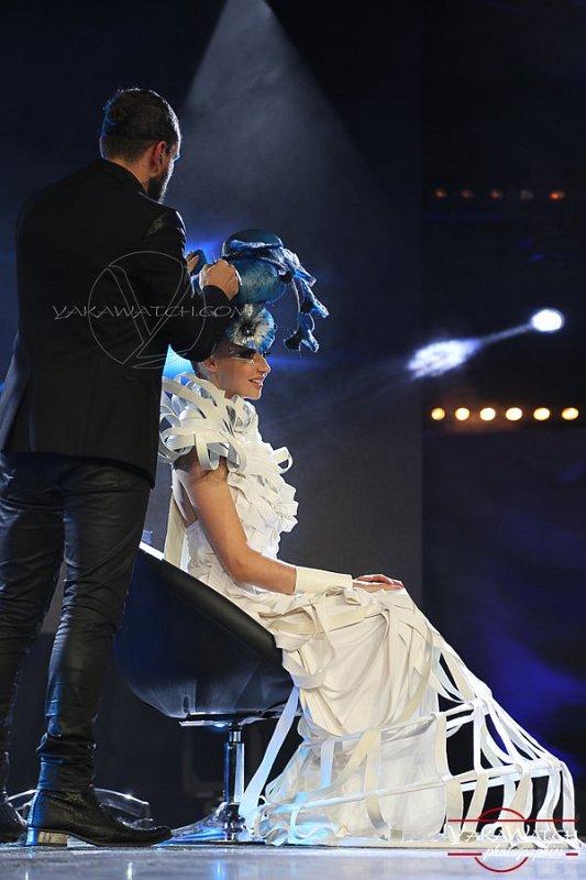Show coiffure Raphaël Perrier #mcbparis