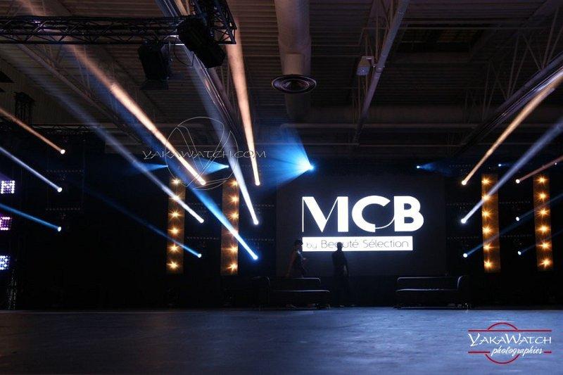 La grande scène du MCB Paris