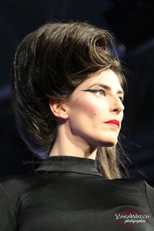 Show coiffure Stephan de Toulouse au MCB 2016