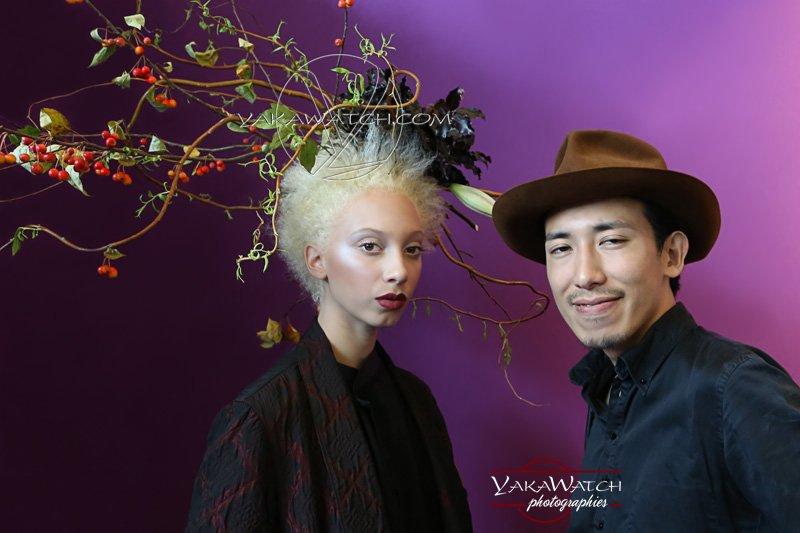 Mondial coiffure et Beauté 2015 - Emergin Talents