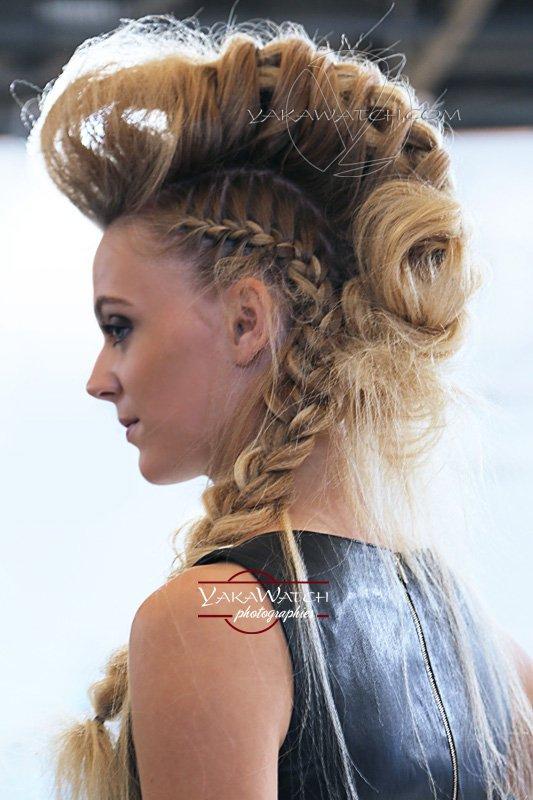 Mondial coiffure et Beauté 2015 - Coiffure Raphaël Perrier