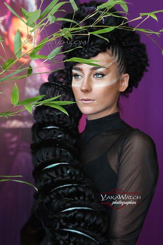 Mondial coiffure et Beauté 2015 - Emerging Talents