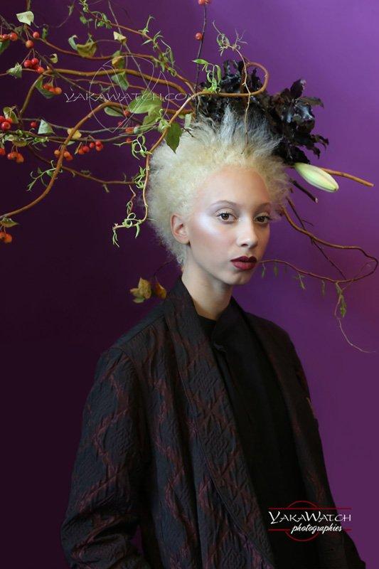 Mondial coiffure et Beauté 2015 - Emerging Yalents