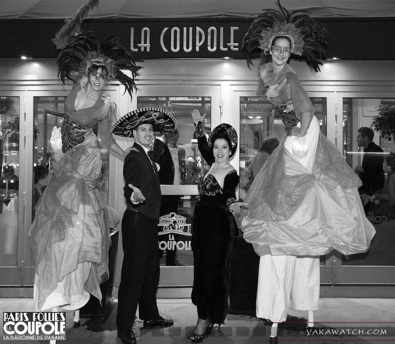 Paris Follies - La Coupole