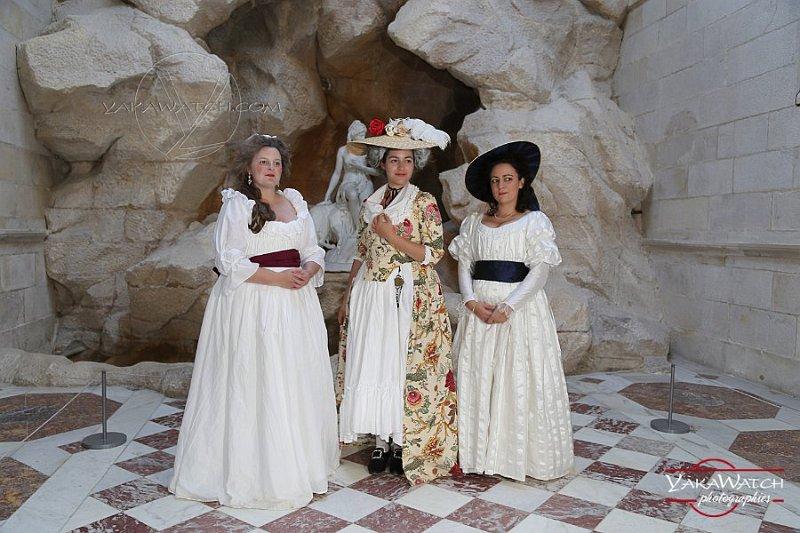 Costumes de la Cour