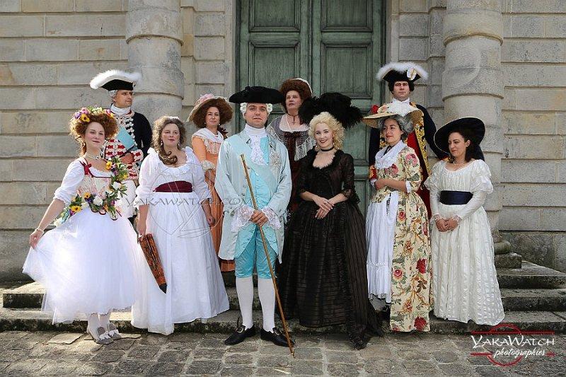 Louis XVI offre à la reine Marie Antoinette la Laiterie de Rambouillet