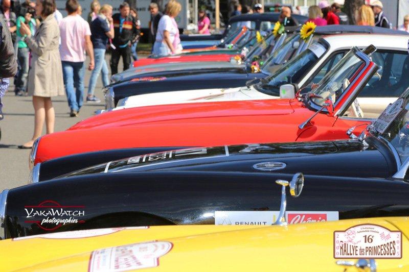 Le Rallye des Princesse Richard Mille