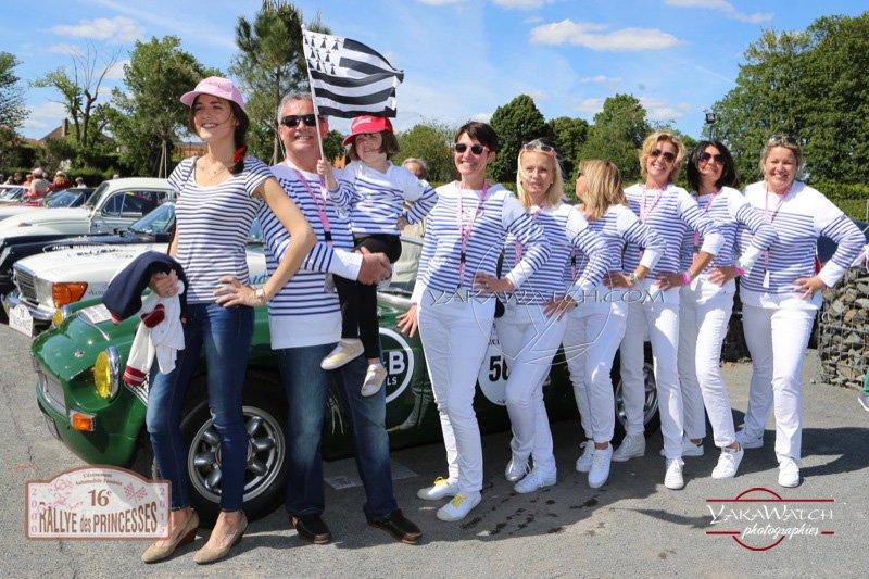 Le Team Breizh princesses