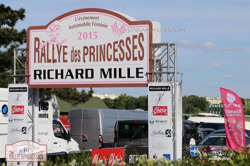 Bienvenue au Rallye des Princesses
