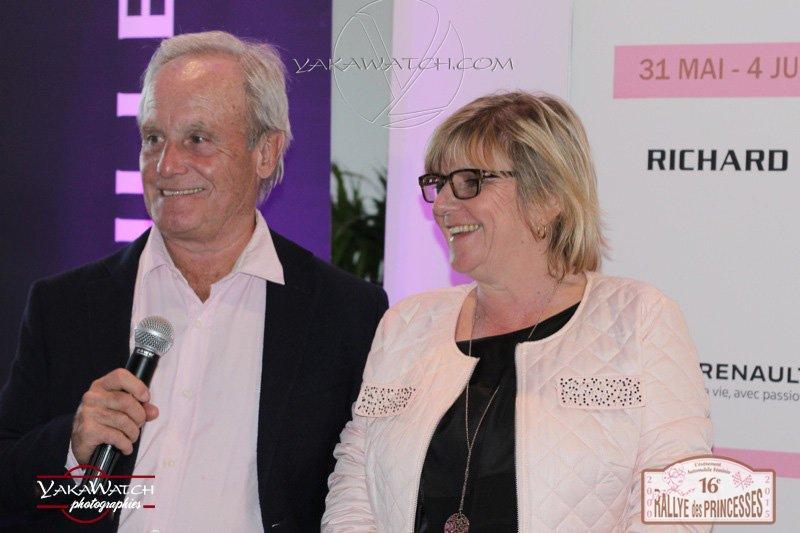 Rallye des Princesses Richard Mille - Conférence de Presse