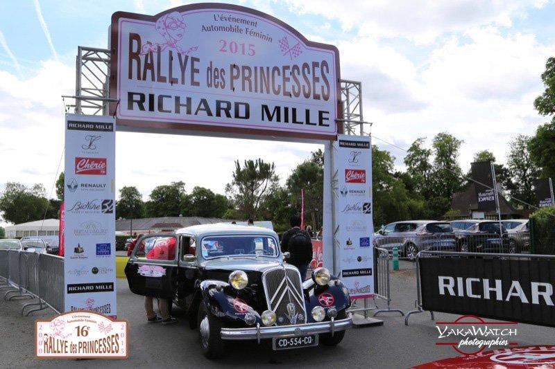 Rallye des Princesses Richard Mille - Renaissance