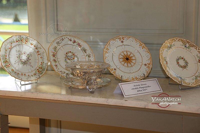 Service en porcelaine de Sèvres