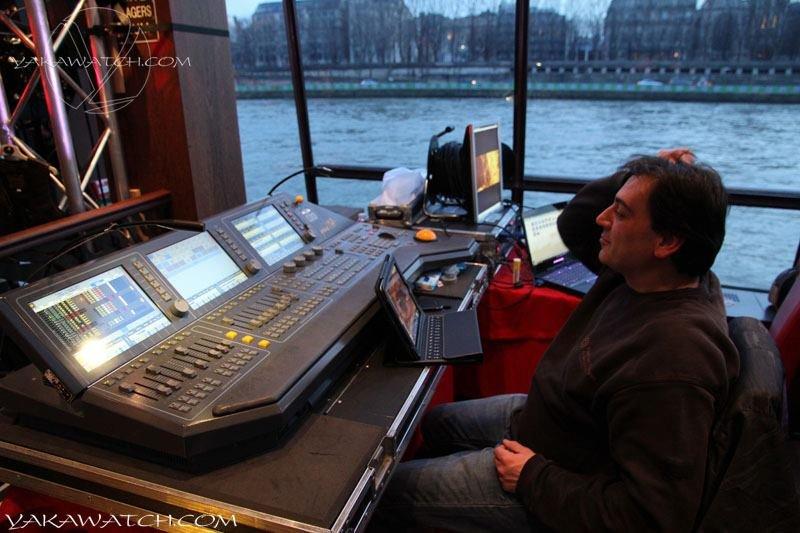 Rock'n Boat Bateaux Mouche - Régie