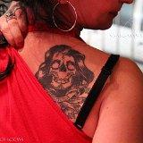 Le tatouage Cholas de Suzy Mamaliscious