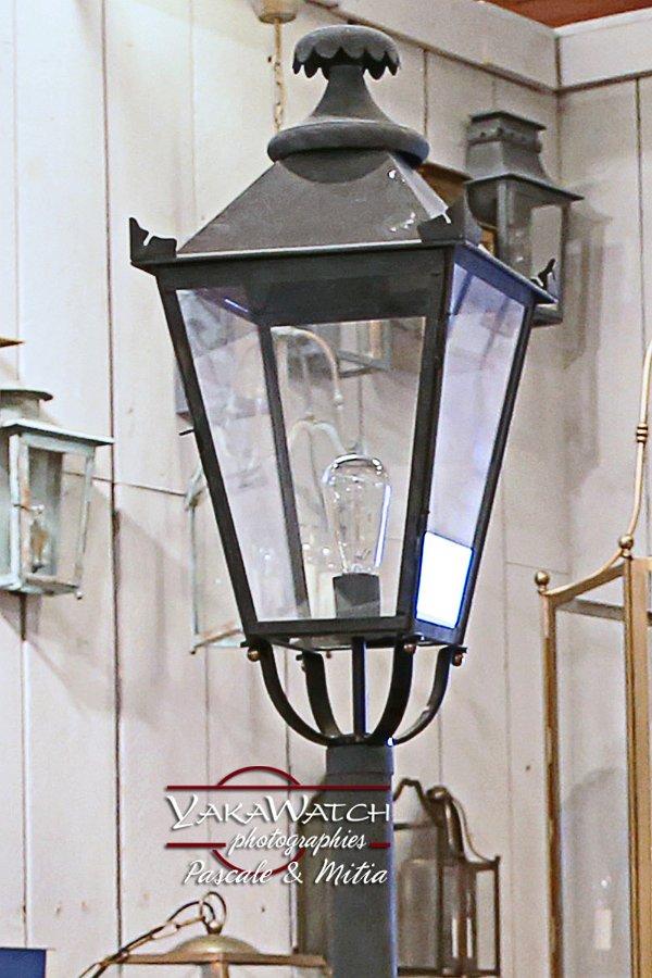 Luminaire Lum'art au Salon du Patrimoine