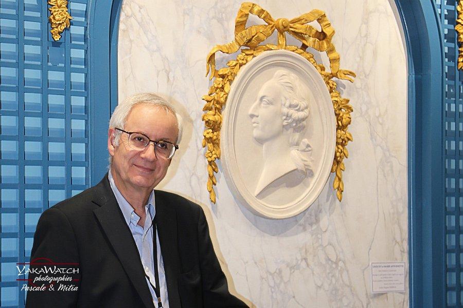 Tricotel, l'art du treillage au Salon du Patrimoine Culturel Paris 2018 • Bruno Payelle, directeur général