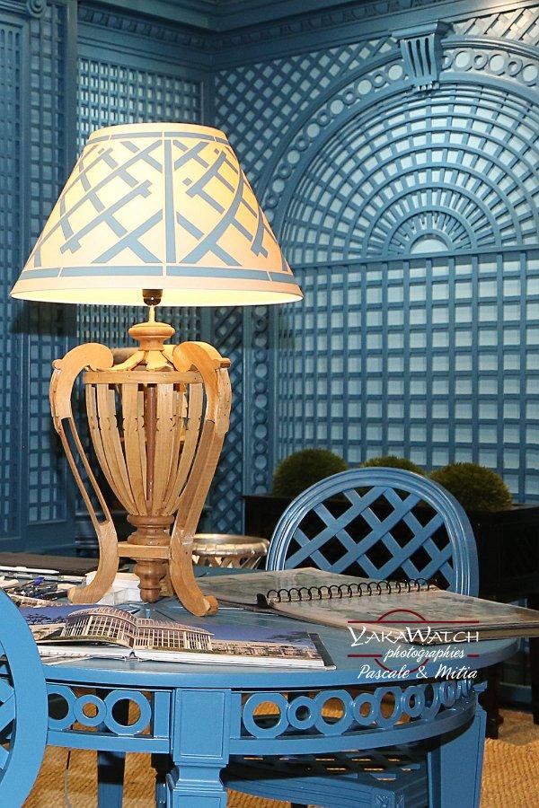 Outre le treillage, Tricotel propose aussi du mobilier de jardin