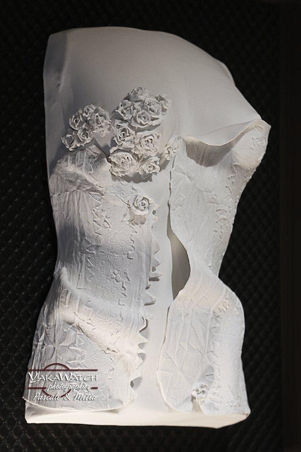 Création en porcelaine de Limoges de Laurence Lavollée