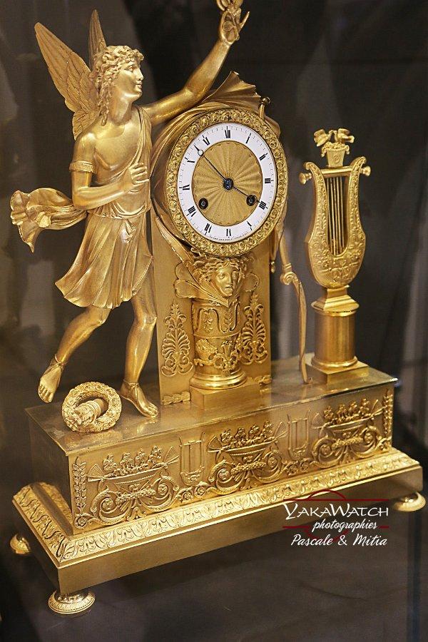 Christine Chaligné - Horlogerie ancienne