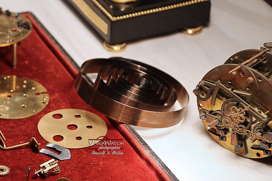 Dominique & Frédérique Flon restaurateurs horlogers