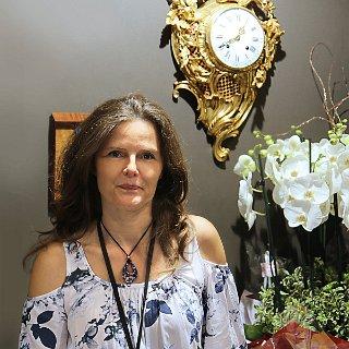 Christine Chaligné - Horlogerie ancienne • Salon du Patrimoine Culturel Paris 2018