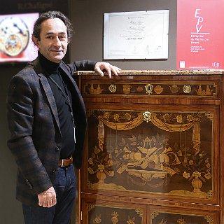 Benoît Marcu • Salon du Patrimoine Culturel Paris 2018