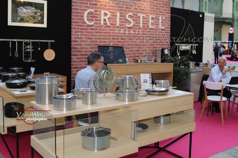 Stand Cristel Salon Taste of Paris