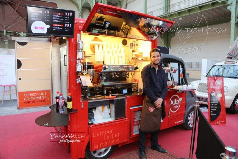 Minis food-trucks