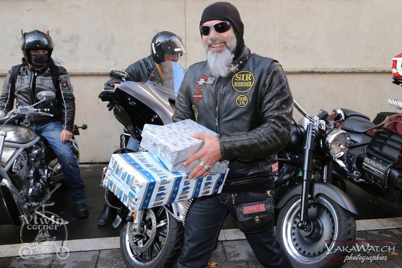 Toy Run 2014, les bikers au chevet des enfants malades