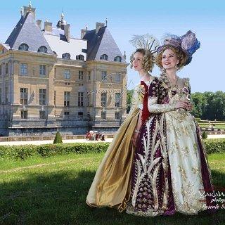 Concours d'élégance à Vaux le Vicomte