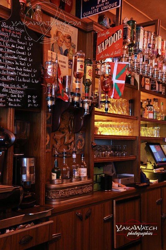 Le bar du Dernier Métro