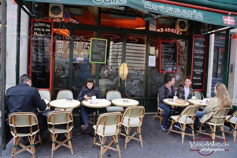 Au Dernier Metro, Basque bistro in Paris - MA PLUME - WEBMAG