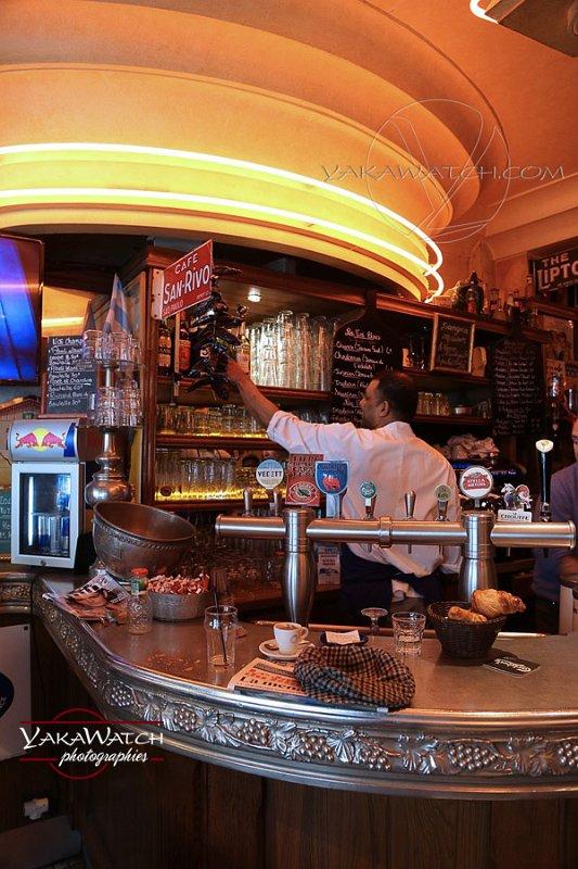 Au Dernier Métro, le bar