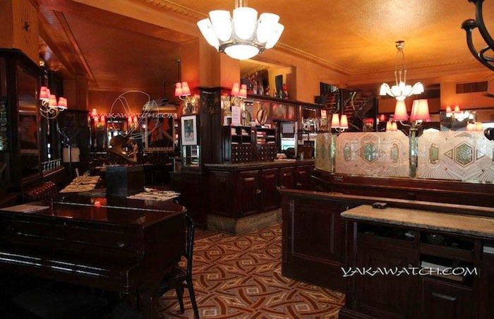 Restaurant, brasserie, traiteur, bar - La Closerie des Lilas - Salle