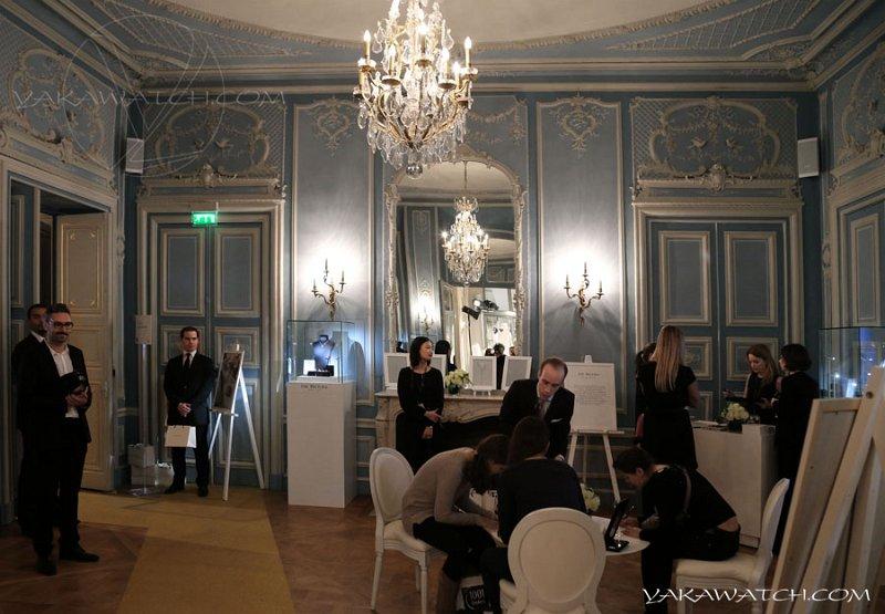 Salon hôtel des Polytechniciens