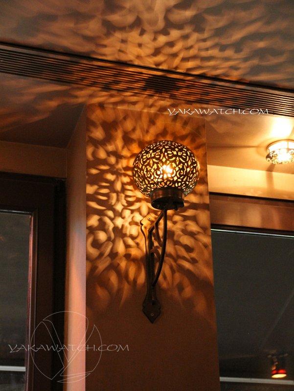 Design - Lumière au Pub St Germain