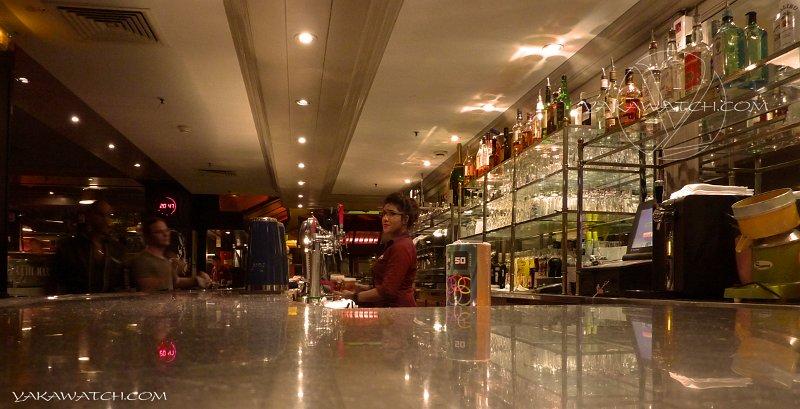 Restaurant, brasserie, traiteur, bar - Bar du Petit Journal Montparnasse