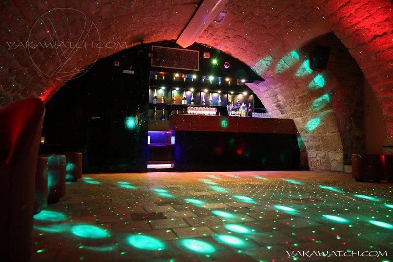 Maison des Polytechniciens - Cave voûtée - Ambiance festive