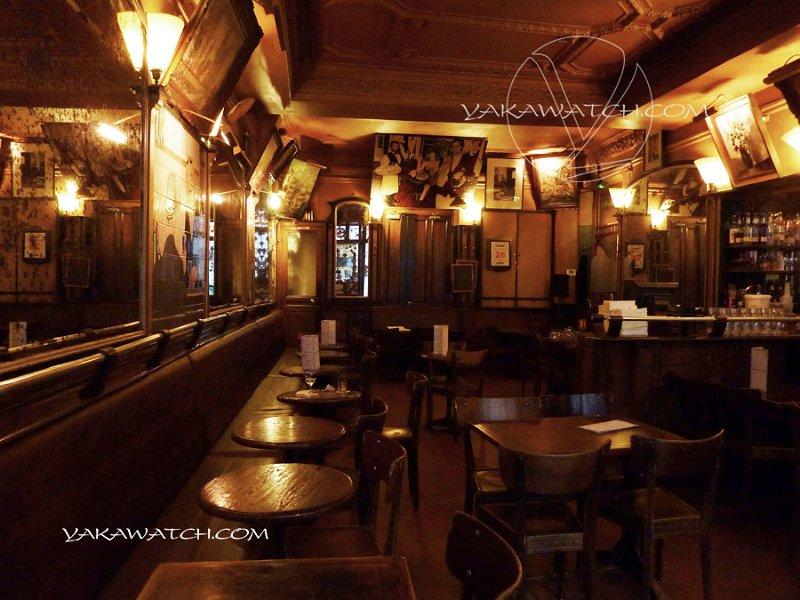 Restaurant, brasserie, traiteur, bar - La Palette - Paris