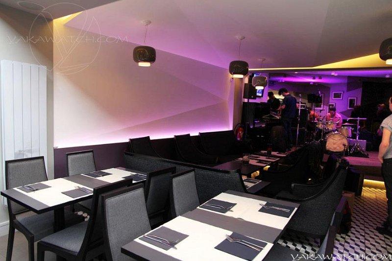 Restaurant, brasserie, traiteur, bar - La salle du Cozy Montparnasse