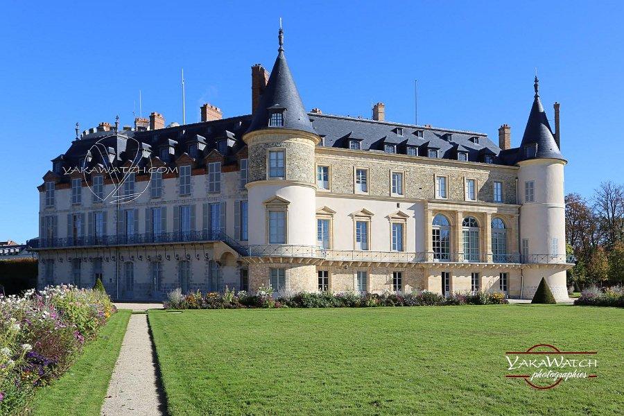 Le château de Rambouillet aujourd'hui, après rénovation