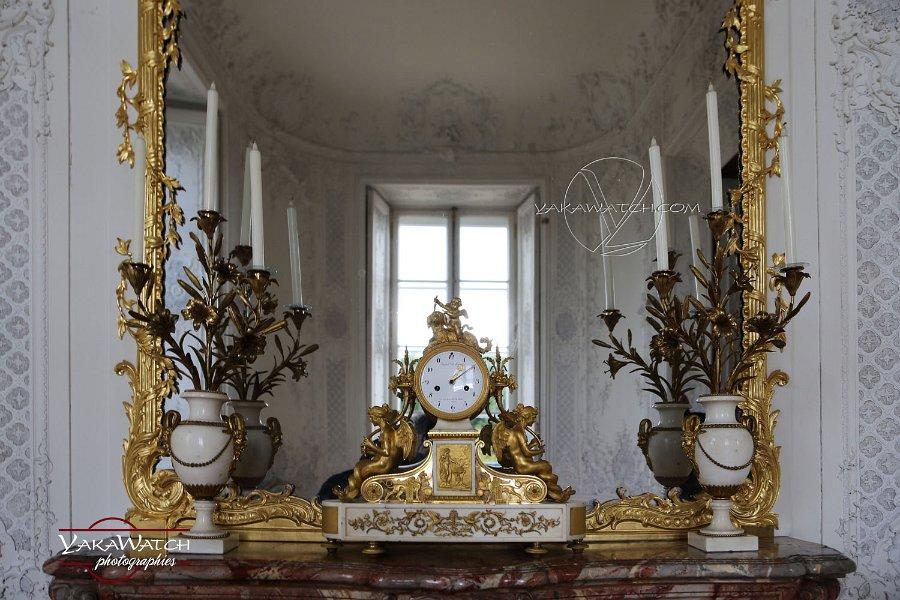 La décoration du boudoir de la comtesse de Toulouse