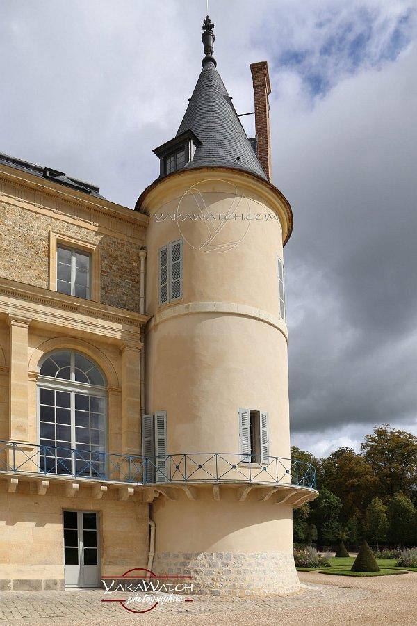 Le château de Rambouillet restauré