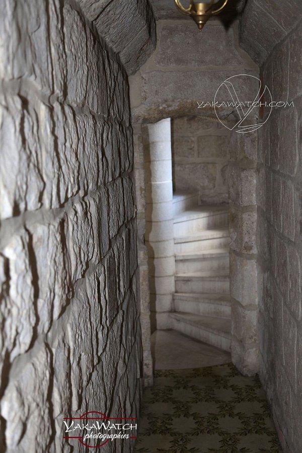 Château de Rambouillet, tour médiévale